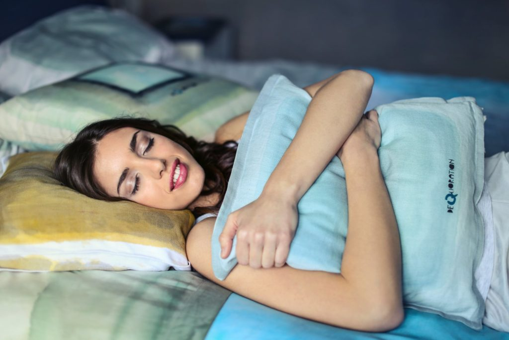 O segredo para ter uma boa noite de sono